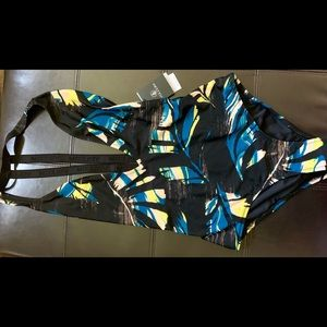 3 brand new with tags size small Volcom swimsuits.